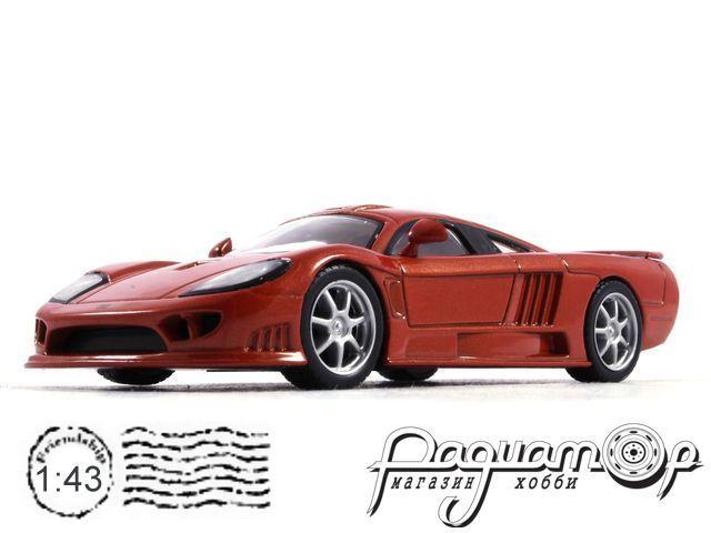 Суперкары №7, Saleen S7 (2009) (I) 1183