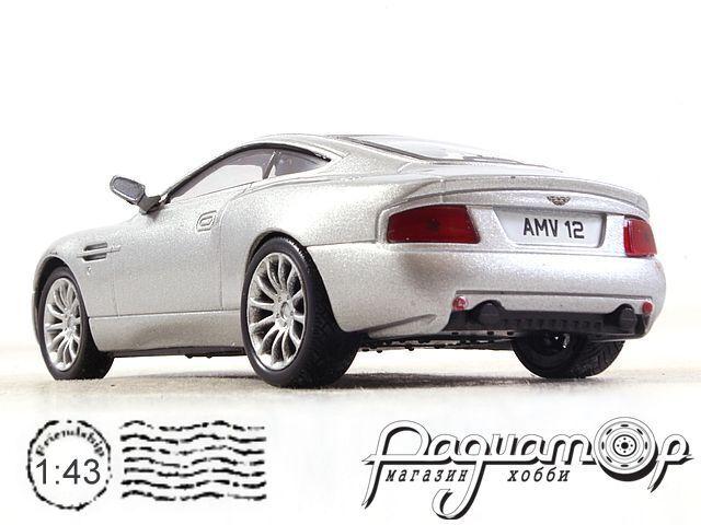Суперкары №8, Aston Martin V12 Vanquish (2007)