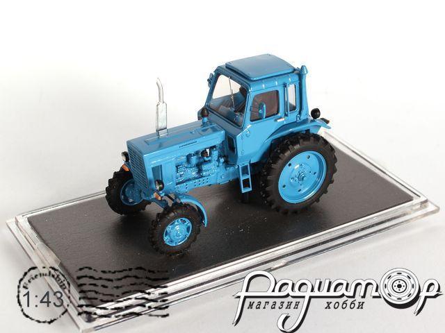 Трактор МТЗ-80 «Беларус» (1974) RTM003