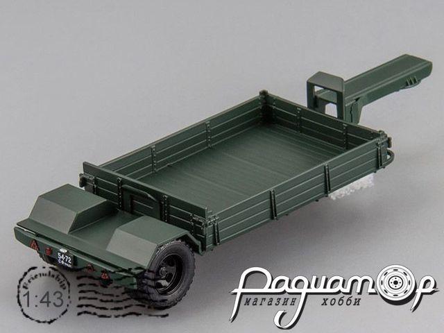 Т-213 прицеп для перевозки сыпучих грузов (1955) 621304