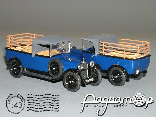 Mercedes-Benz L.1000 iLeferwagen (1930) РX-02.8