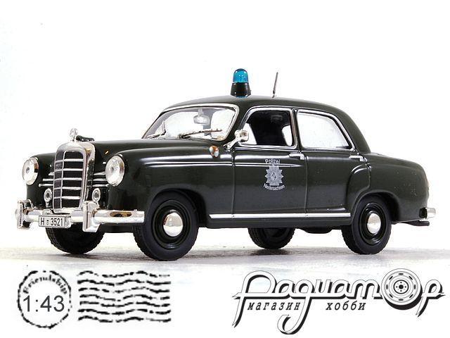 Mercedes-Benz 180D Polizei Deutschland (1953) 7598002