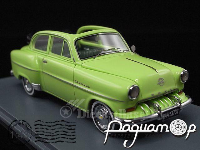 Opel Olympia Limousine Cabrio (1954) 43737
