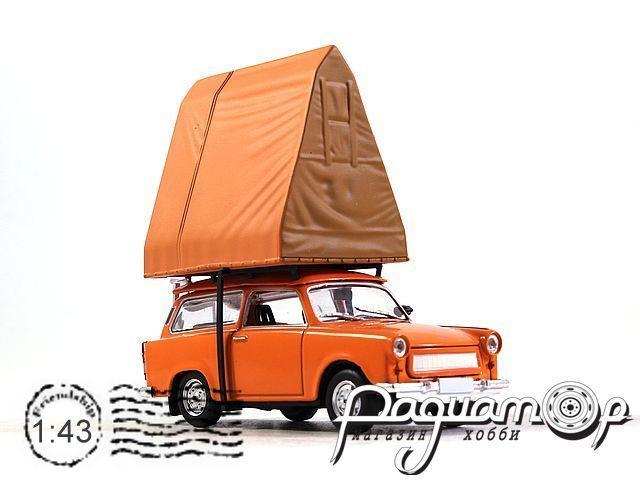 Trabant 601 Universal с палаткой (1980) 7230040