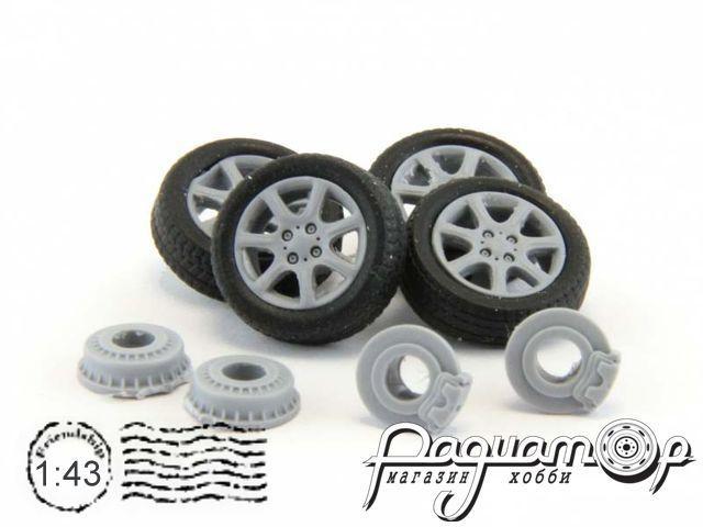 Комплект колес для ВАЗ-2170/71/72 №1 GM001