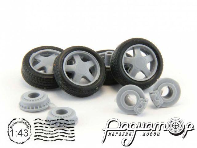 Комплект колес для ВАЗ-2170/71/72 №2 GM002