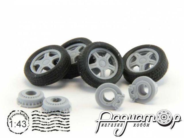 Комплект колес для ВАЗ-2170/71/72 №3 GM003