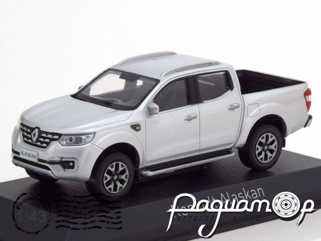 Renault Alaskan Pick-Up Van 4x4 (2017) 518399