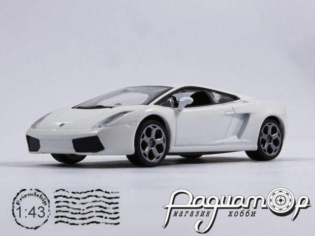 Суперкары №35, Lamborghini Gallardo (2003)