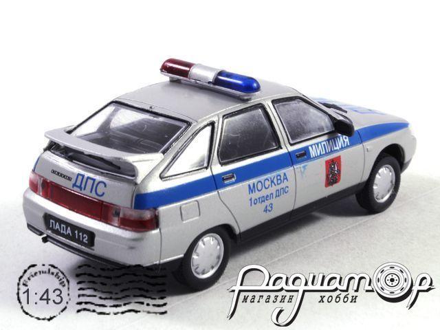 Автомобиль на службе №10, ВАЗ-2112 ДПС (1999)