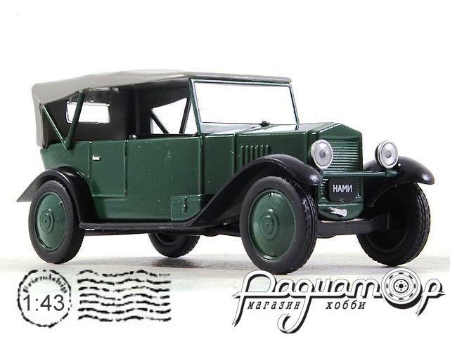 Автолегенды СССР Лучшее №33, НАМИ-1 (1927)