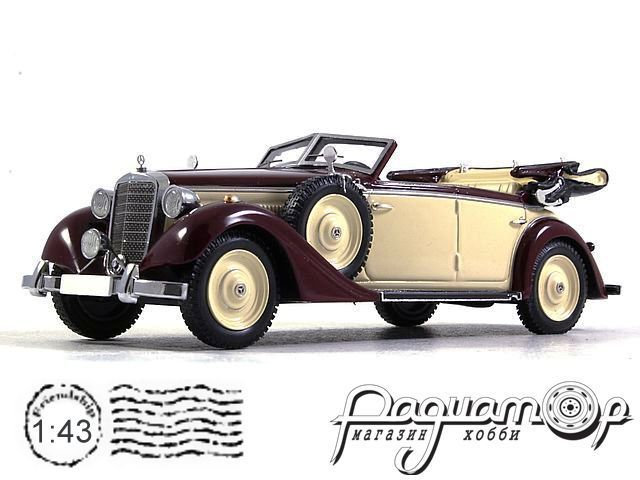 Mercedes-Benz 320 D Cabriolet (1937) 66040589 (Z)