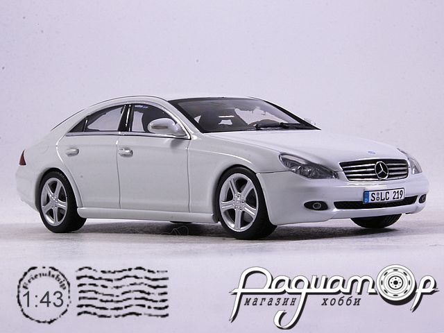 Mercedes-Benz CLS-Klasse (2005) 436034300 (Z)