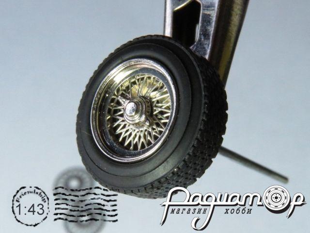 Имитация спицованных колес №1 (никелирование) EM-178