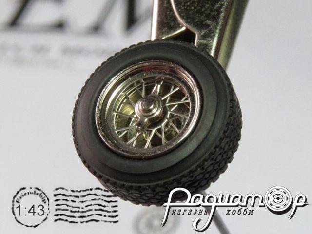 Имитация спицованных колес №2 (никелирование) EM-179