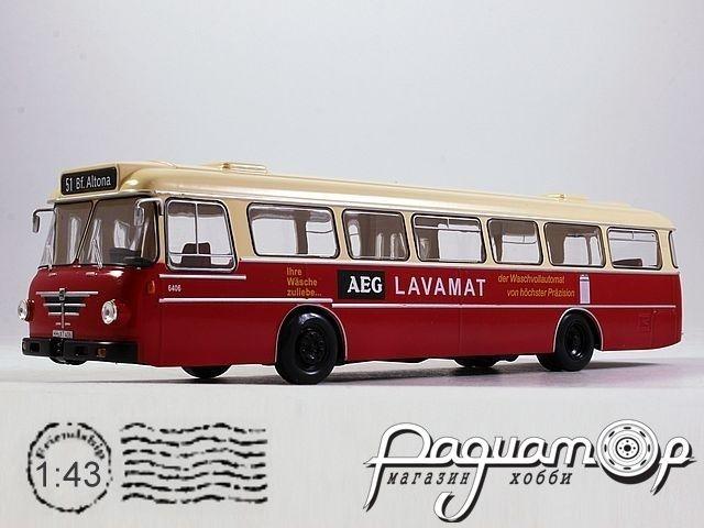 Bussing Senator 12 D Austria (1964) BC057