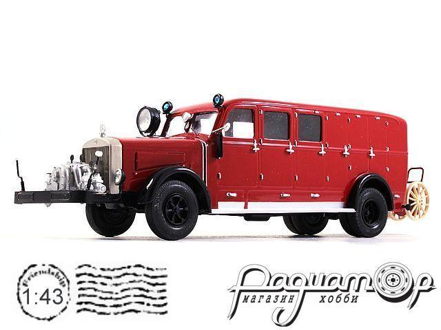 Mercedes-Benz Dresdner Motorspritze LF-25 (1950) 2-13-1