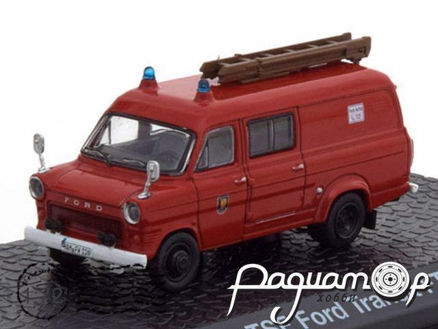 Ford Transit FT 130 TSF Feuerwehr (1975) FW68