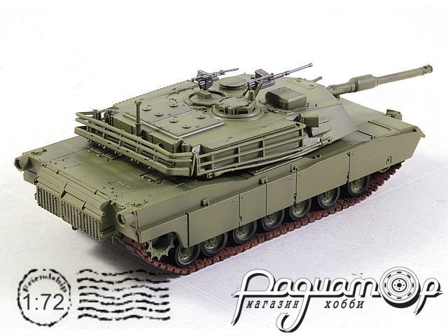 M1A1 Abrams Residence mainland (1988) 35028
