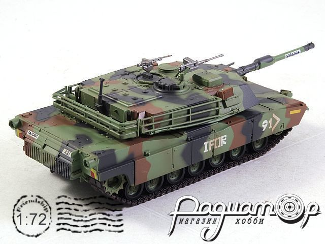 M1A1 Abrams Residence Europe (1990) 35029