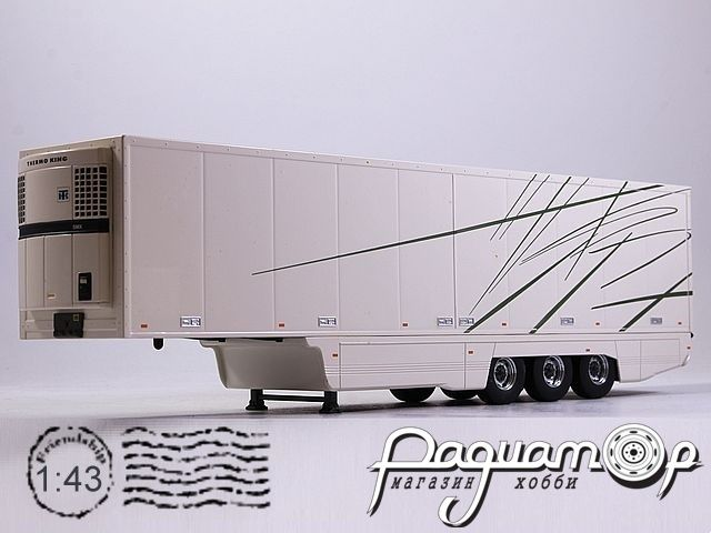 Полуприцеп-рефрижератор Volvo (2000) 10885