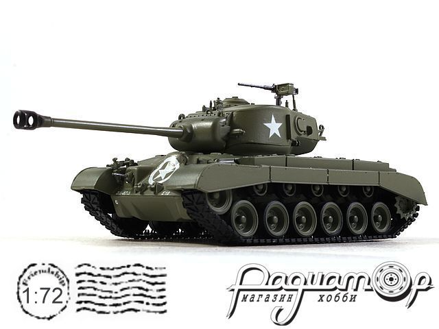 M26 Pershing, 2th Armored Division (1945) 36201