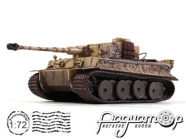 Panzerkampfwagen VI Tiger I (Early Type), Kursk (1943) 36209