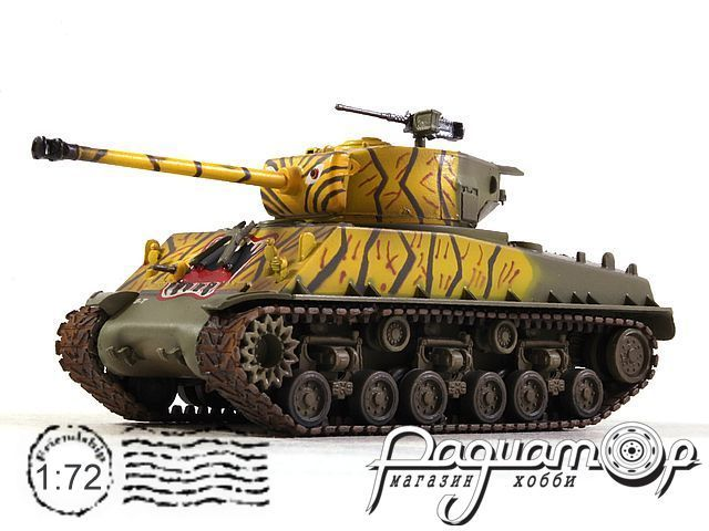 M4A3E8 Sherman, 5th Inf. Co.,24th Inf. Div. (1944) 36258