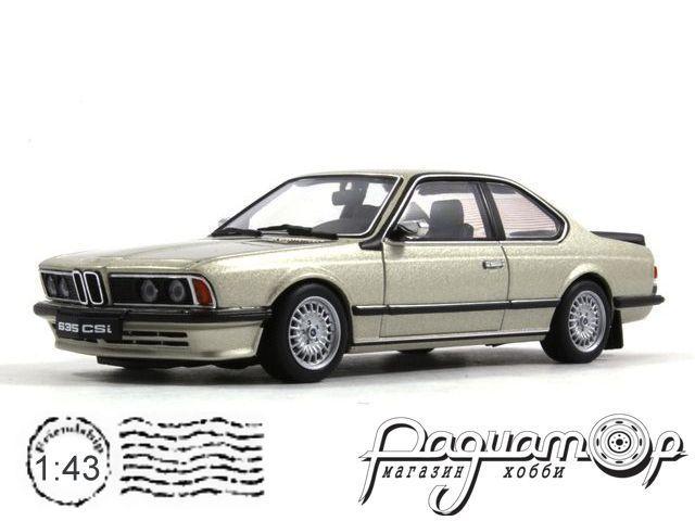 BMW 635 CSi (E24) (1988) 50509 (TI)
