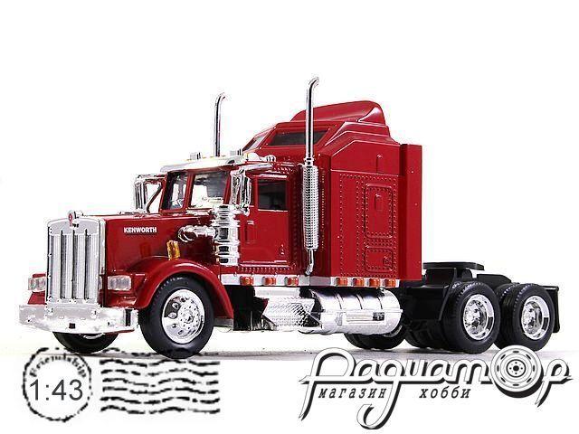 Kenworth W900 седельный тягач (1986) 9154211*