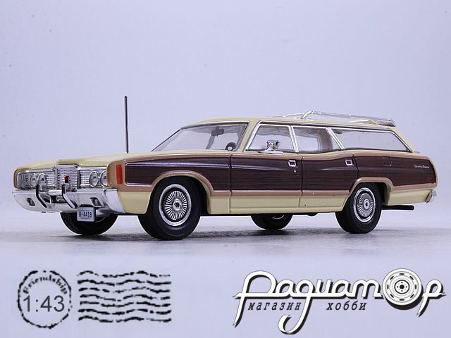 Ford LTD Country Squire (1972) WB291