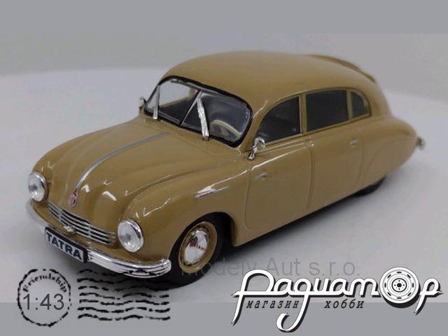Tatra 600 Tatraplan (1950) WB293