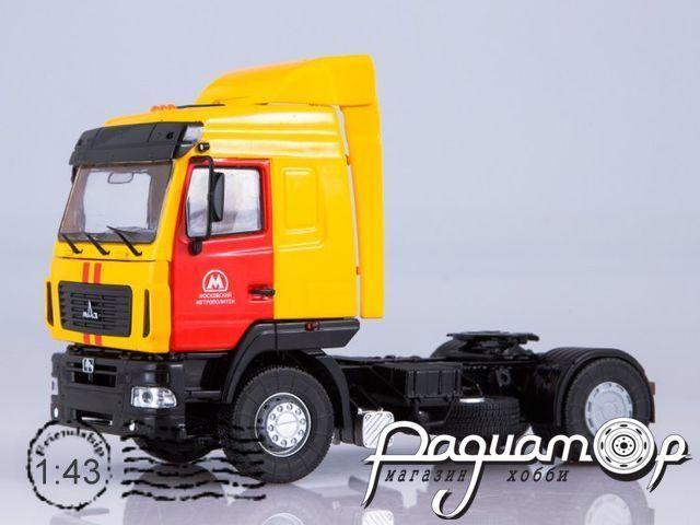 МАЗ-5440 Мосметро (2001) SSML014