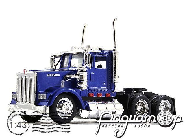 Kenworth W900 седельный тягач (1986) 915426*