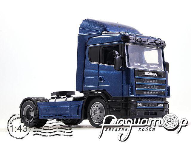 Scania R124/400 седельный тягач (1995) 915427*