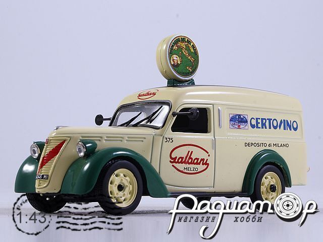 Fiat 1100 ELR Galbani (1951) (I) 1942