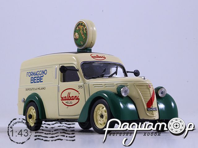 Fiat 1100 ELR Galbani (1951) (I) 2598