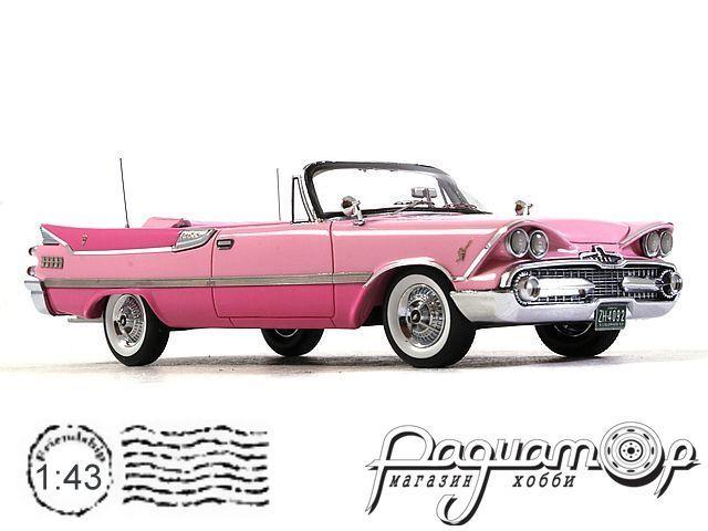 Dodge Custom Royal Lancer Convertible (1959) 44092