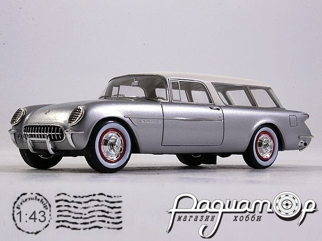 Chevrolet Corvette C1 Nomad (1954) 43600