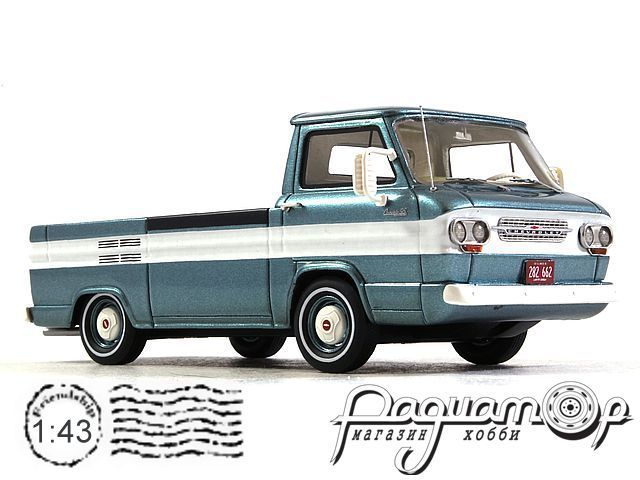 Chevrolet Corvair Pick Up (1963) 46526