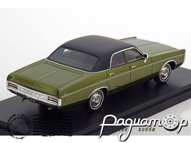 Dodge Polara Sedan (1972) 46725
