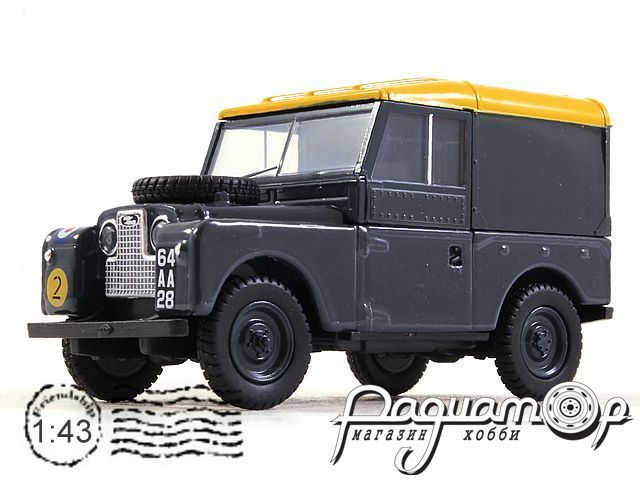 Land Rover Series I 88 Hard Top (1950) 43LAN188021