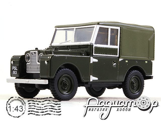 Land Rover Series I 88 Canvas (1950) 43LAN188024