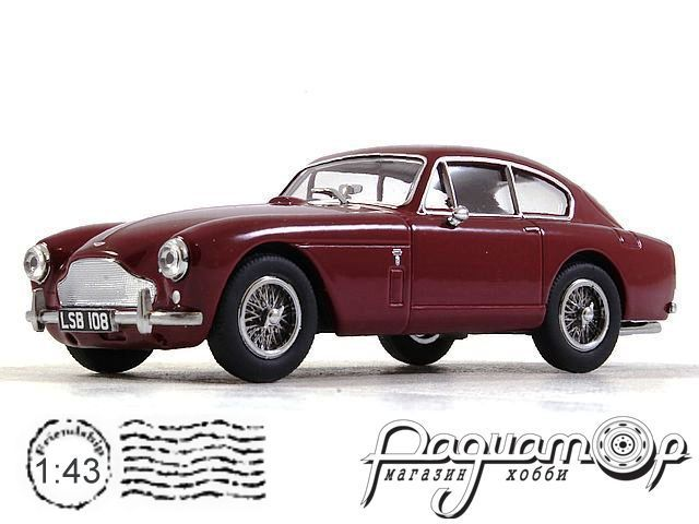 Aston Martin DB2 MkIII (1957) AMDB2003