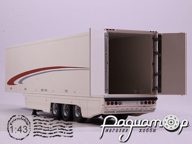 Полуприцеп-рефрижератор Volvo (2000) 10376