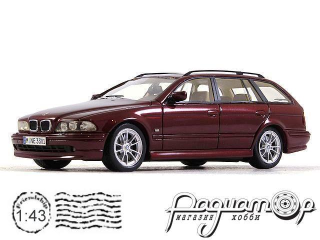 BMW 520i Touring (E39) (2002) 43301
