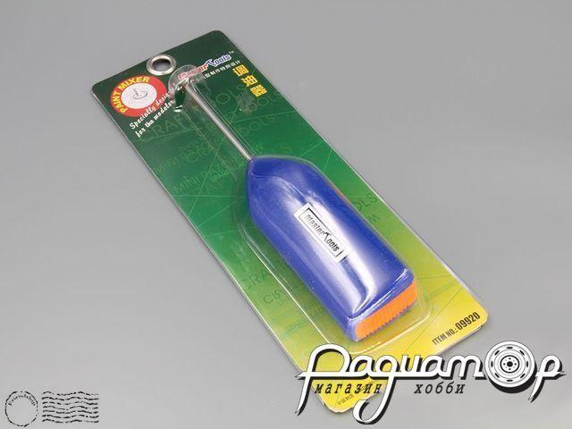 Миксер для краски (на батарейках) 09920