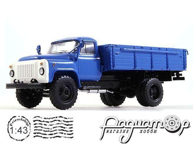 ГАЗ-53А бортовой (1965) SSM1338