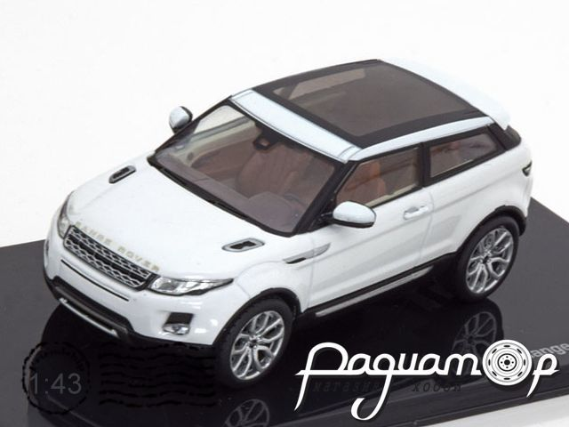 Land Rover Evoque (2011) 81331