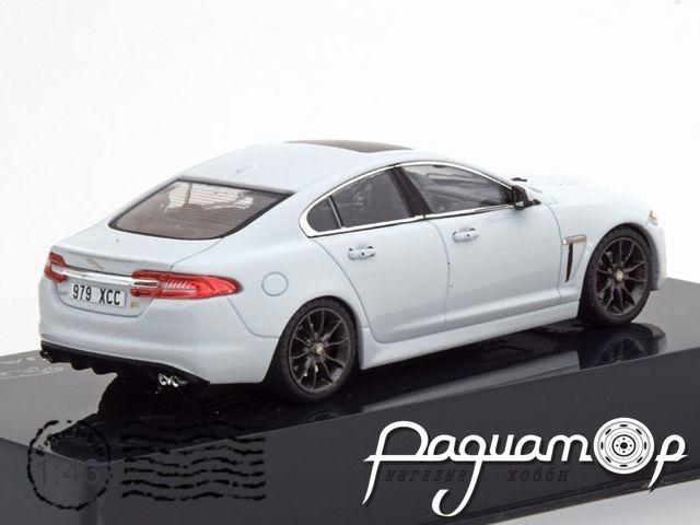 Jaguar XFR Limousine (2009) 81326